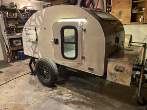 wego-teardrop_camper_trailers-unfinished-exterior-door_open