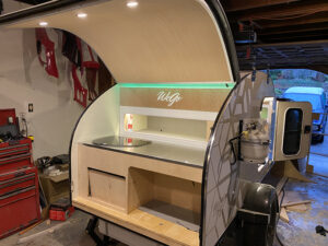 wego-teardrop_camper_trailers-unfinished-galley-accent_lights
