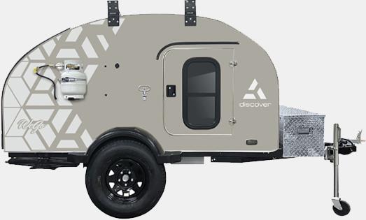 2021 wego discover camp trailer