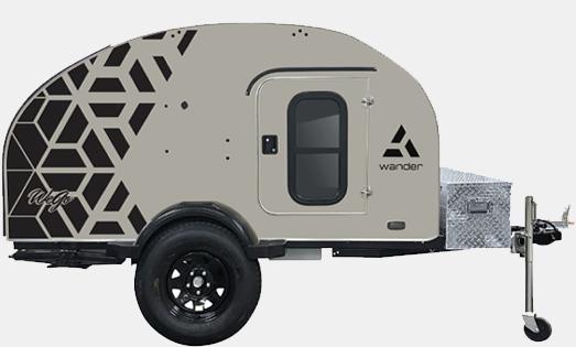 2021 wego wander camper trailer